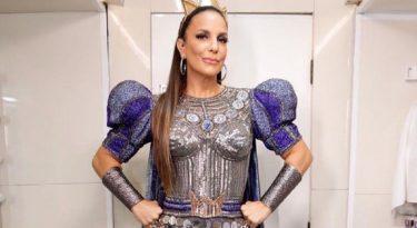 Ivete vira rainha do Clash Royale no Carnaval