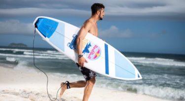 Red Bull lança serviço de prancha compartilhada no Rio