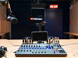 Pod e Videocasts, a nova aposta do YouTube Space