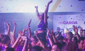 Camarotes se tornam evento à parte no Carnaval