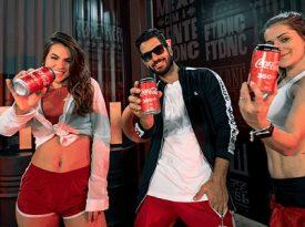 Coca-Cola apresenta coreografias de FitDance