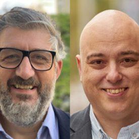Gui Afif e Carlos Mauro