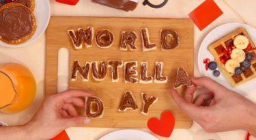 No Dia da Nutella, Ferrero presenteia influenciadores
