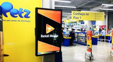 Com telas digitais da Retail, Petz quer ampliar receita