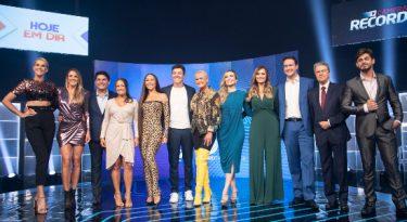 Record TV reformula a programação de domingo