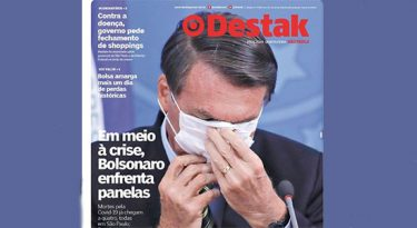 Jornal Destak interrompe circulação das edições