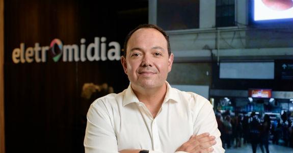 Eletromidia apresenta diretor comercial em Brasília