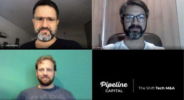 Pipeline traz novos sócios para seu senior management e se consolida comolíder de M&A no setor tech