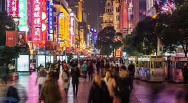 Agências chinesas retornam ao trabalho presencial