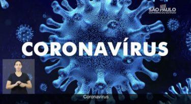 Governo de SP alerta sobre coronavírus e fake news