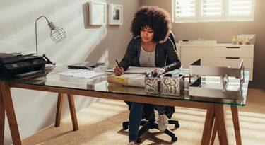 Home office dá continuidade às operações de empresas