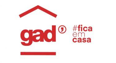 GAD' cria logo para reforçar distanciamento social