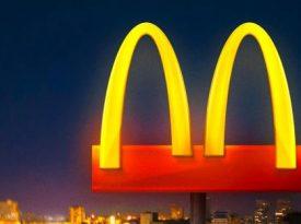 McDonald's tem novo CMO global