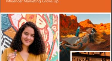 O estágio atual do Influencer Marketing no mundo: crescendo.