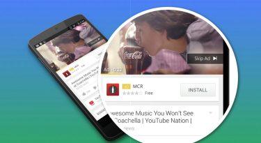 Google é líder em publicidade para mobile apps
