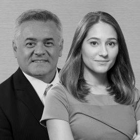 Paulo Mendes e Ana Allevato