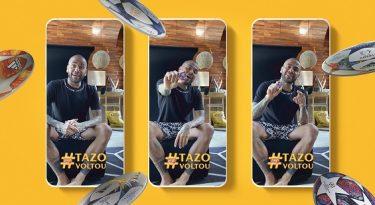 Dani Alves protagoniza volta de Tazo ao Brasil