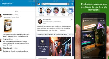LinkedIn lança Stories exclusivamente no Brasil
