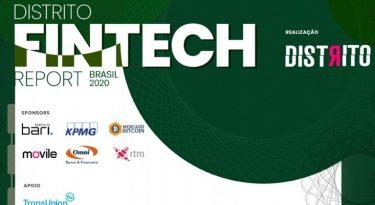 Mapa das startups de fintech no Brasil