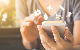 Digital e health evitam queda mais acentuada das holdings