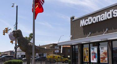 McDonald's ajudará franqueados nos EUA