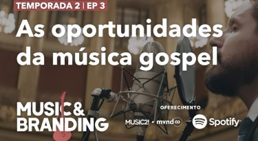 Oportunidades da música gospel