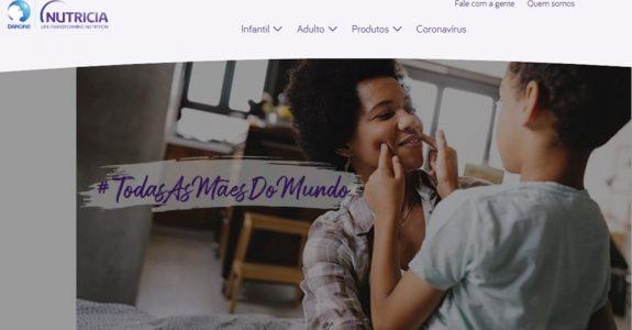#TodasAsMãesDoMundo: campanha de Dia das Mães de Danone Nutricia para social media