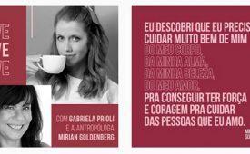 Gabriela Prioli estreia ações de Quem disse, Berenice?