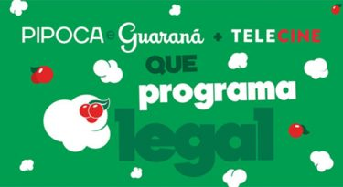 Guaraná Antarctica e Telecine oferecem streaming de graça