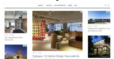 Revista Projeto lança plataforma digital para arquitetura e urbanismo