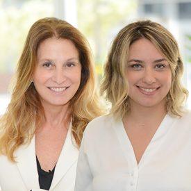 Antonella Carminatti e Tathyana Candú