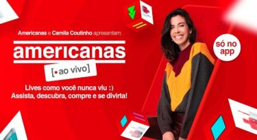 Americanas faz lives de review com influenciadores
