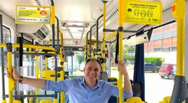 C2R quer padronizar mídia OOH nos ônibus