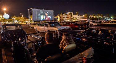 Cinemas drive-in ressurgem como opção de entretenimento