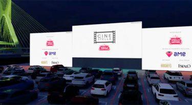 Complexo Parque Estaiada ganha cinema drive-in