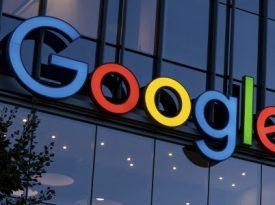 Receita publicitária do Google cairá em 2020