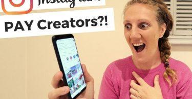 Instagram vai pagar creators pela primeira vez na história