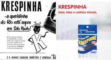 Conar adverte Bombril por esponja Krespinha