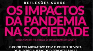 Repense lança livro colaborativo com reflexões sobre impacto da pandemia