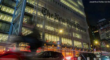 New York Times alcança 7,5 milhões de assinaturas
