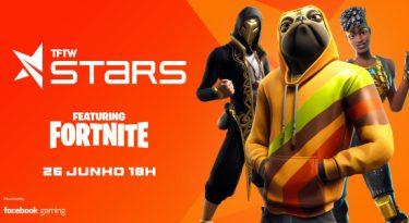 TFTW e Epic Games realizam torneio solidário de Fortnite