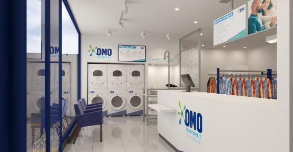 Unilever anuncia rede de lavanderias Omo