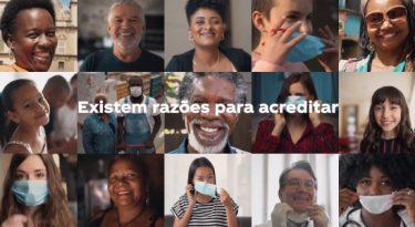 Coca-Cola lança primeira campanha após dois meses