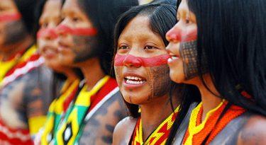 TikTok arrecada fundos para povos indígenas