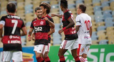 Flamengo apresenta BRB como novo patrocinador