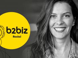 Lais Orrico sobre redes sociais e B2B Marketing