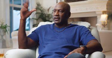 Por que Michael Jordan não se posicionava?