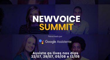 NewVoice Summit: primeiro evento voice first