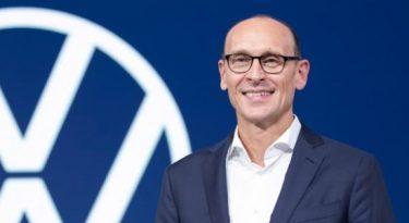 Ralf Brandstätter será CEO da marca Volkswagen