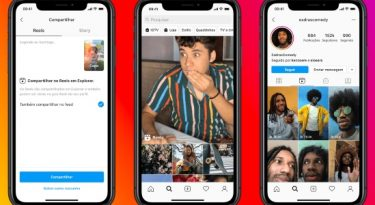 Instagram derruba alcance de outras plataformas no Reels